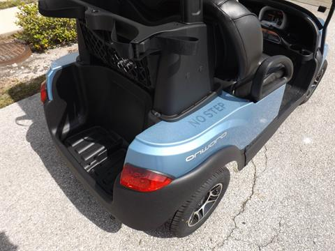 2021 Club Car Onward 2 Passenger Electric in Lakeland, Florida - Photo 11