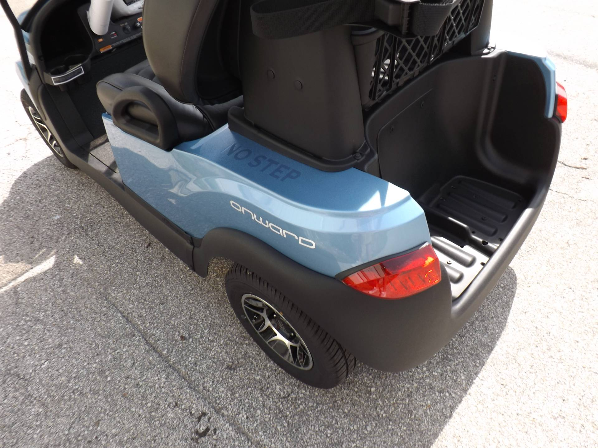 2021 Club Car Onward 2 Passenger Electric in Lakeland, Florida - Photo 12