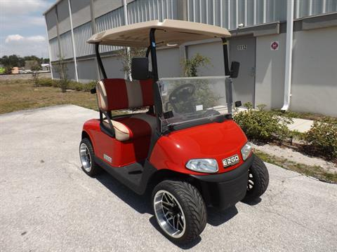 2017 E-Z-GO Golf RXV Electric in Lakeland, Florida - Photo 1