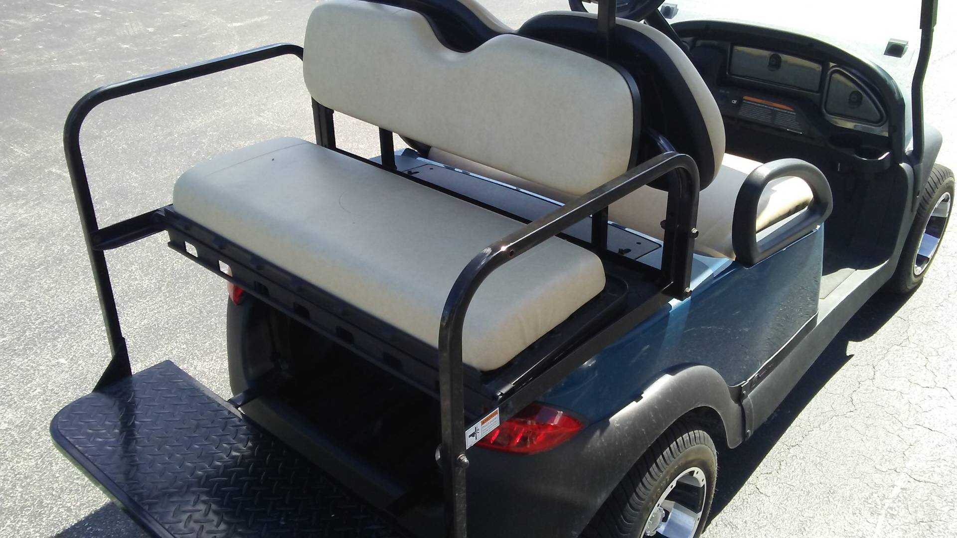 2016 Club Car Precedent i2 Electric in Lakeland, Florida - Photo 10
