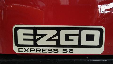 2018 E-Z-Go Express S6 Gas in Lakeland, Florida - Photo 9