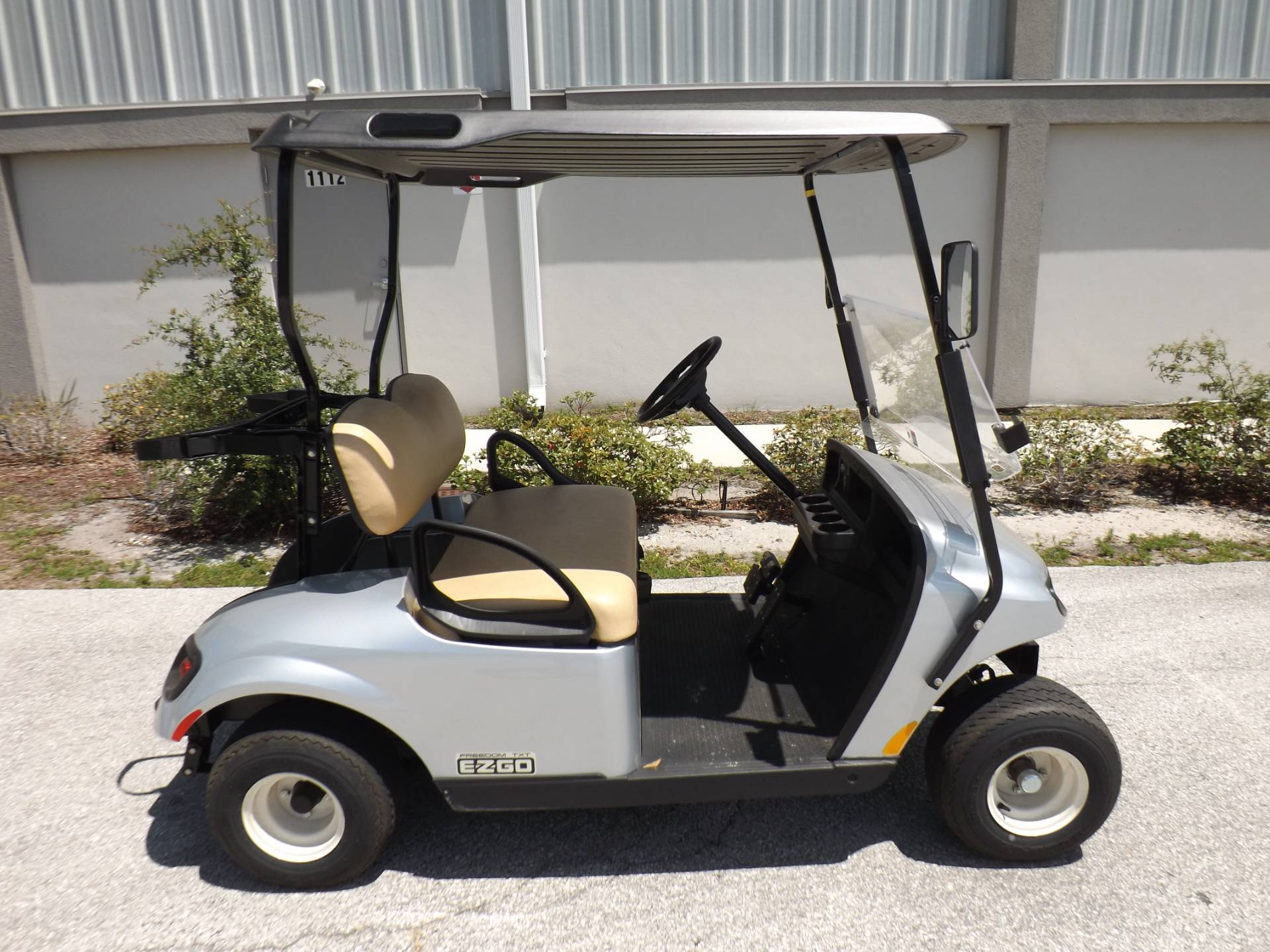 2017 E-Z-GO Personal Freedom TXT Electric in Lakeland, Florida - Photo 3
