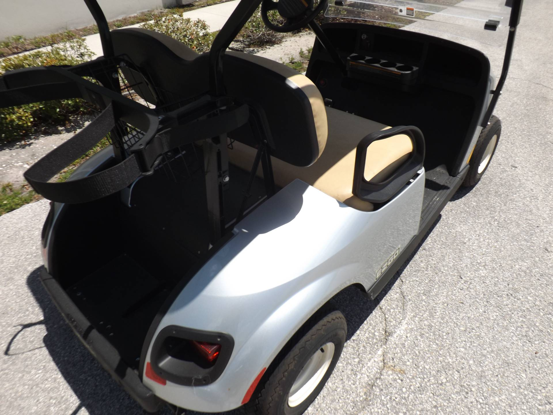 2017 E-Z-GO Personal Freedom TXT Electric in Lakeland, Florida - Photo 11