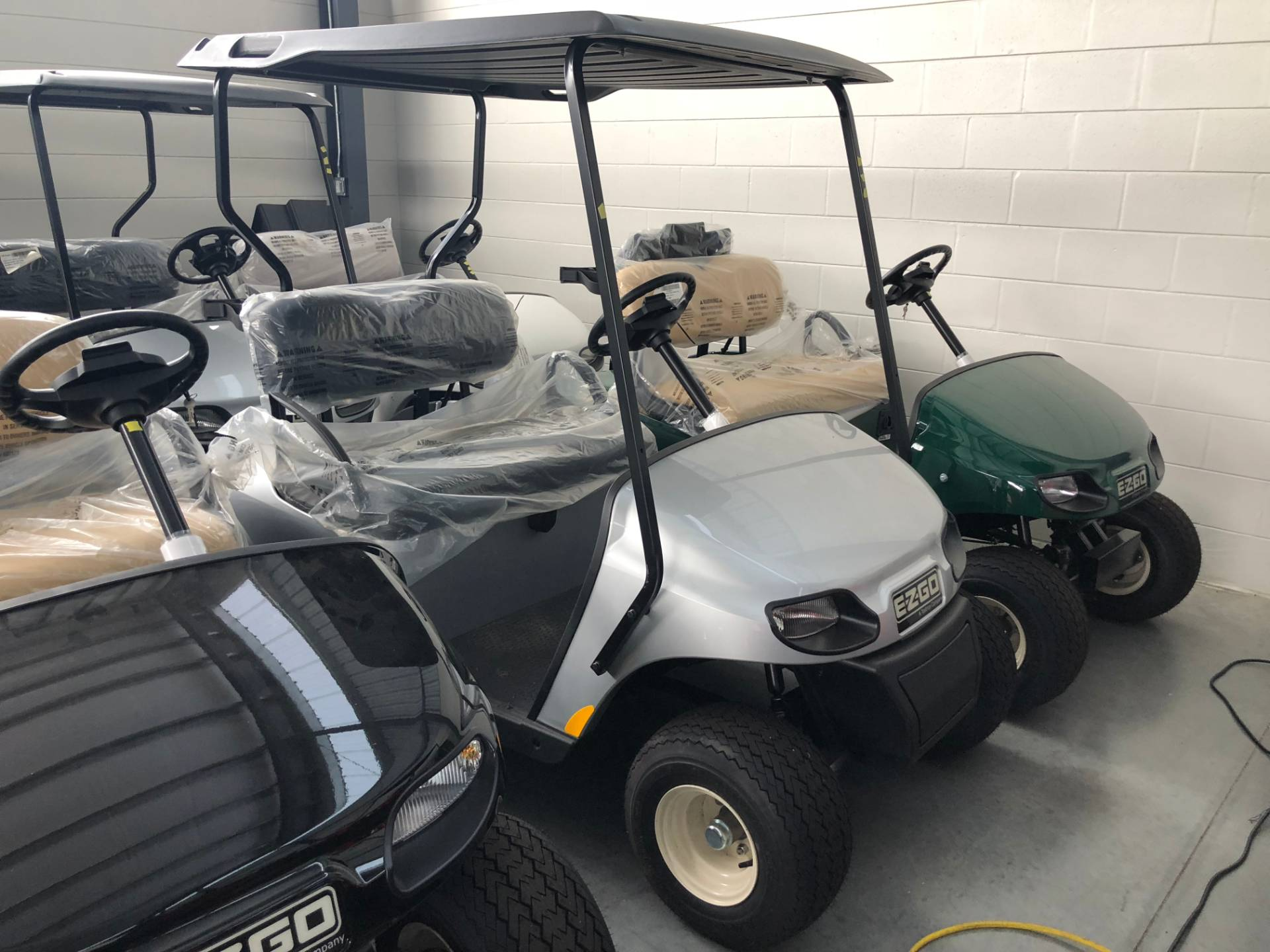 New 2017 E-Z-Go Personal Freedom TXT Electric Golf Carts in Lakeland ...