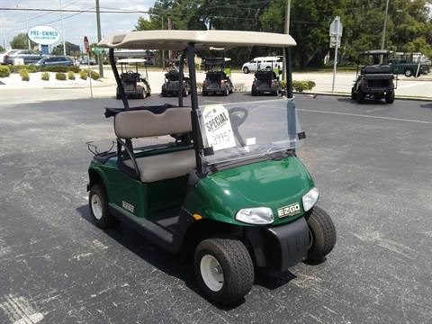2015 E-Z-Go Freedom RXV Electric in Lakeland, Florida