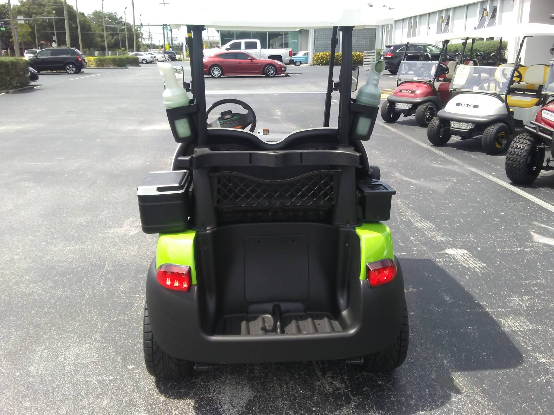 2015 Club Car Precedent i2 Electric in Lakeland, Florida - Photo 6