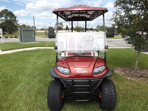 2020 Icon i60L Electric (Lifted) in Lakeland, Florida - Photo 2