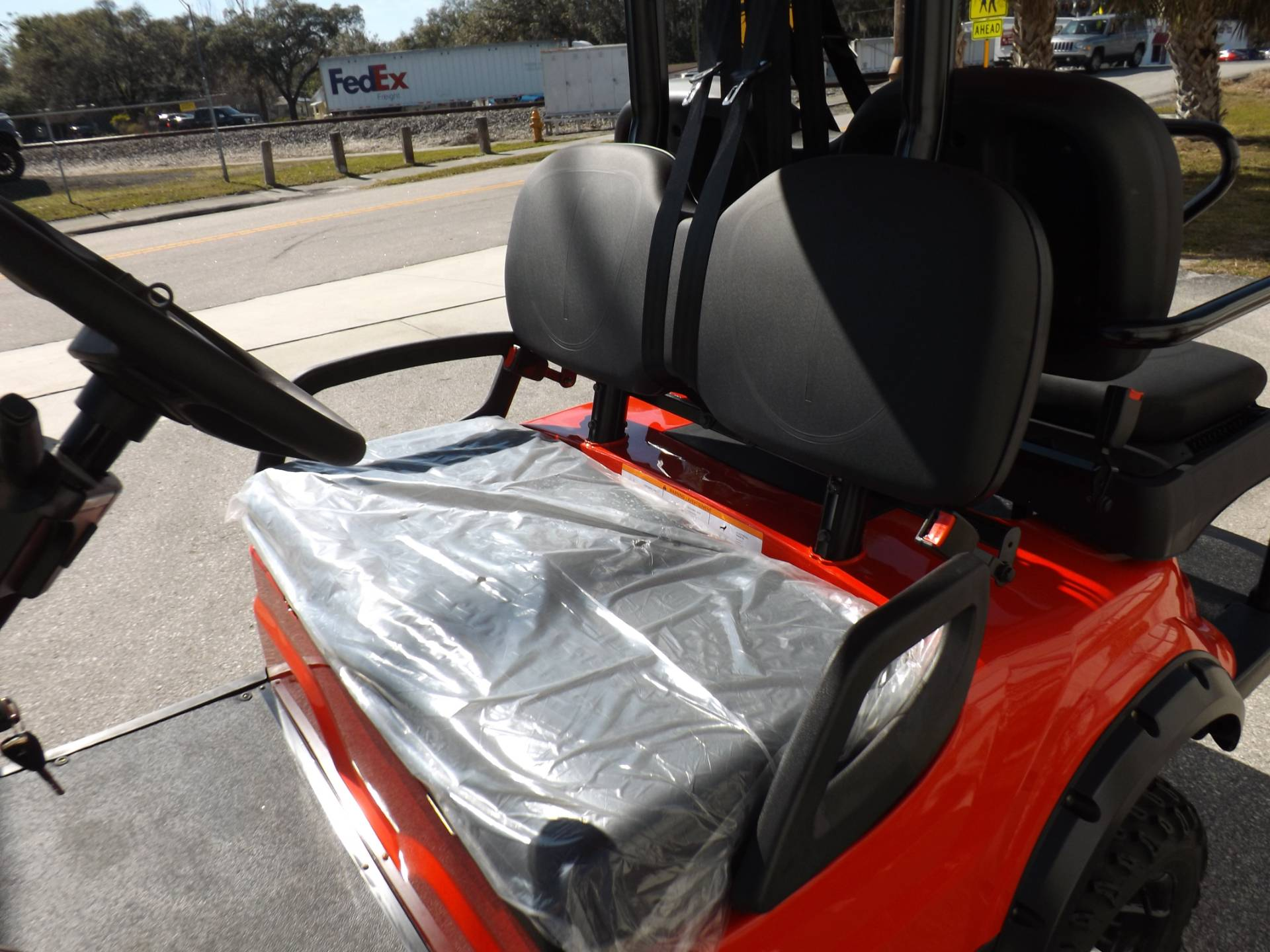 2021 Advanced EV AEV 4L (Electric Lifted) in Lakeland, Florida - Photo 16