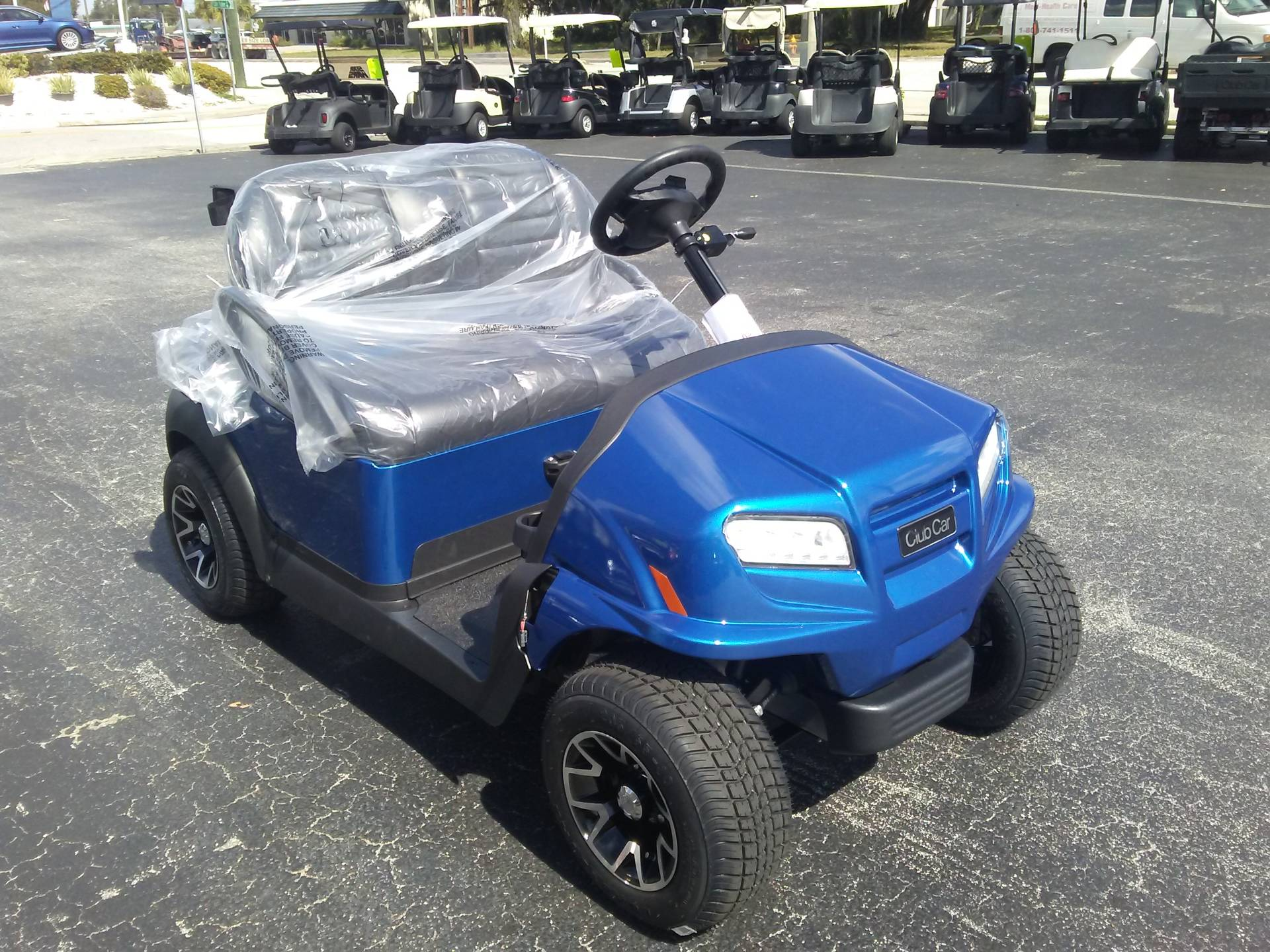 New 2019 Club Car Onward 2 Passenger Electric Golf Carts