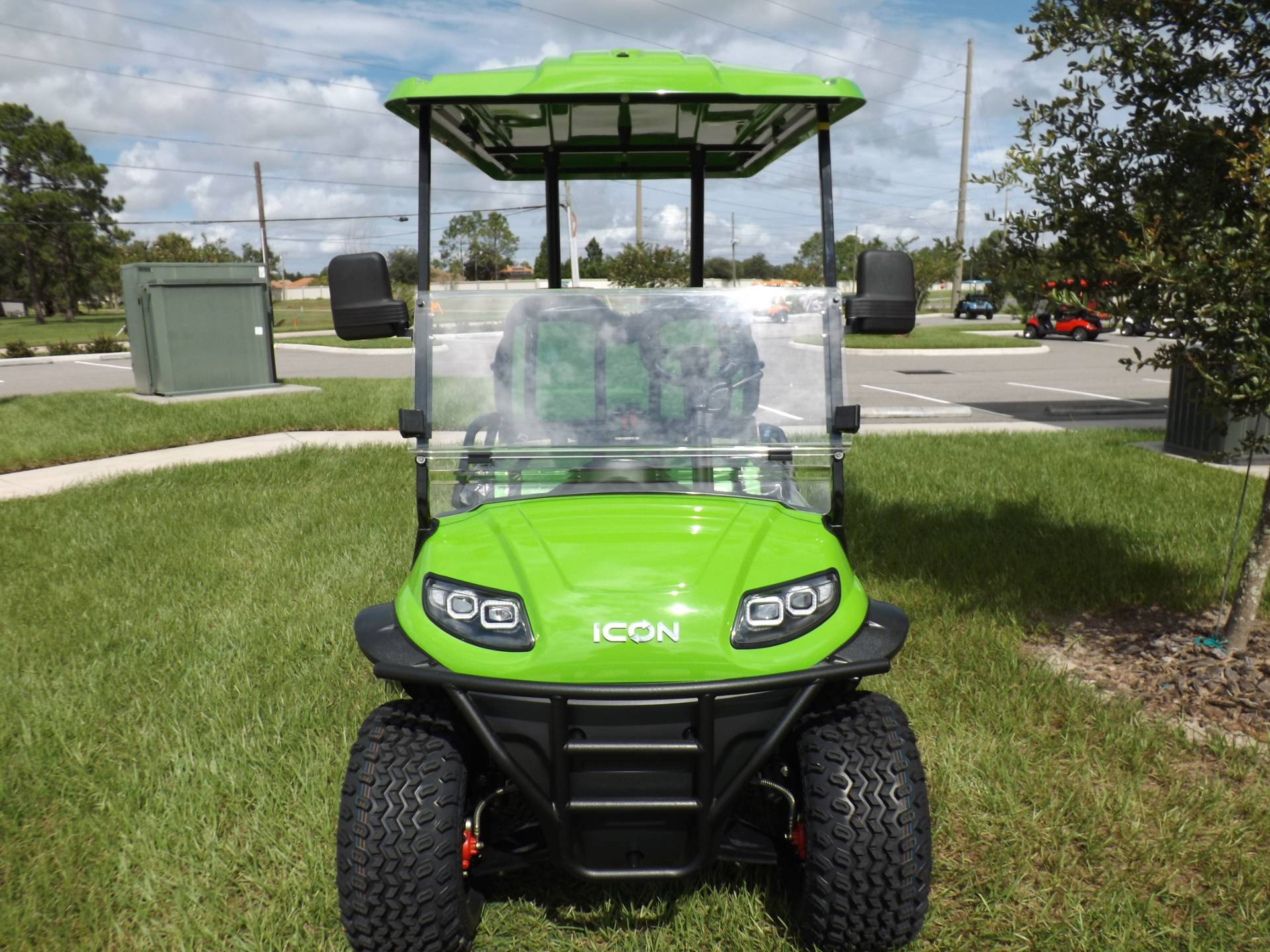 2020 Icon i40L Electric (Lifted) in Lakeland, Florida - Photo 2