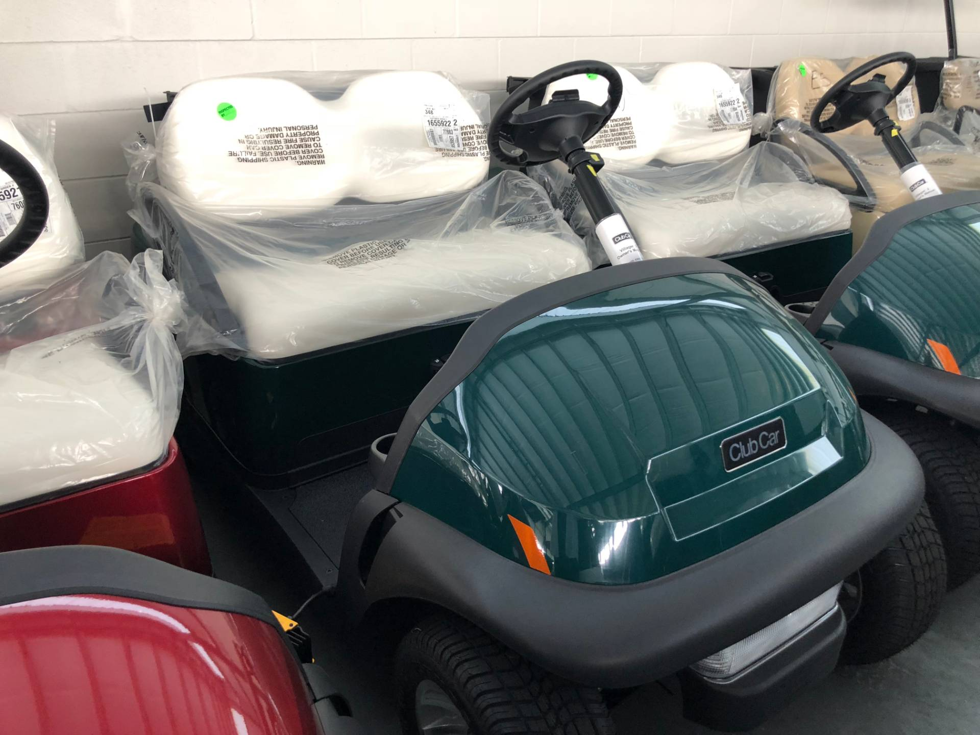 2018 Club Car Villager 2 Electric in Lakeland, Florida