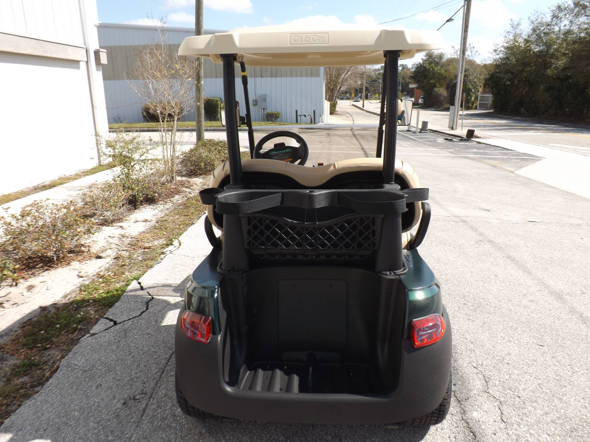 2021 Club Car Onward 2 Passenger Electric in Lakeland, Florida - Photo 4