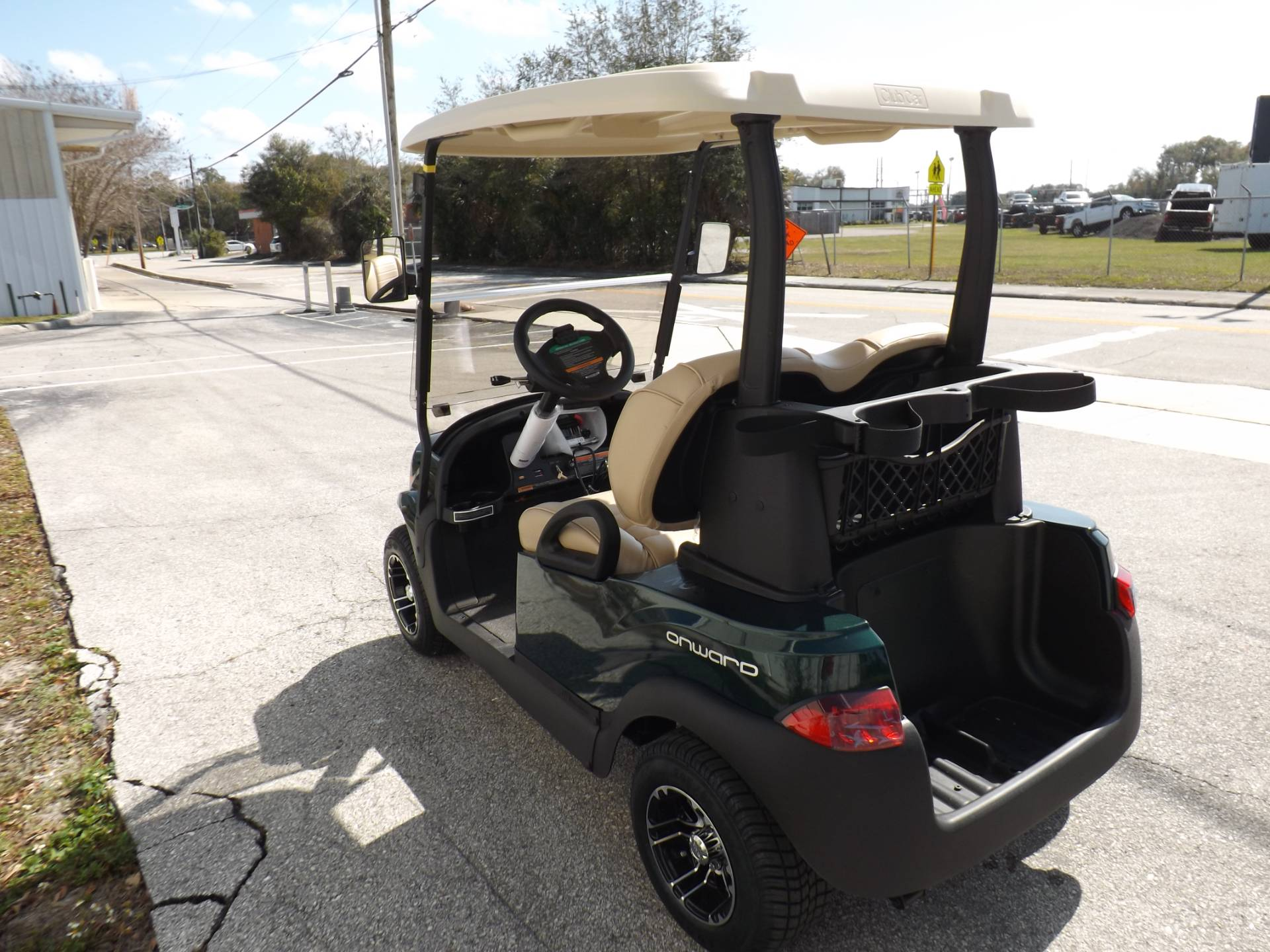 2021 Club Car Onward 2 Passenger Electric in Lakeland, Florida - Photo 5
