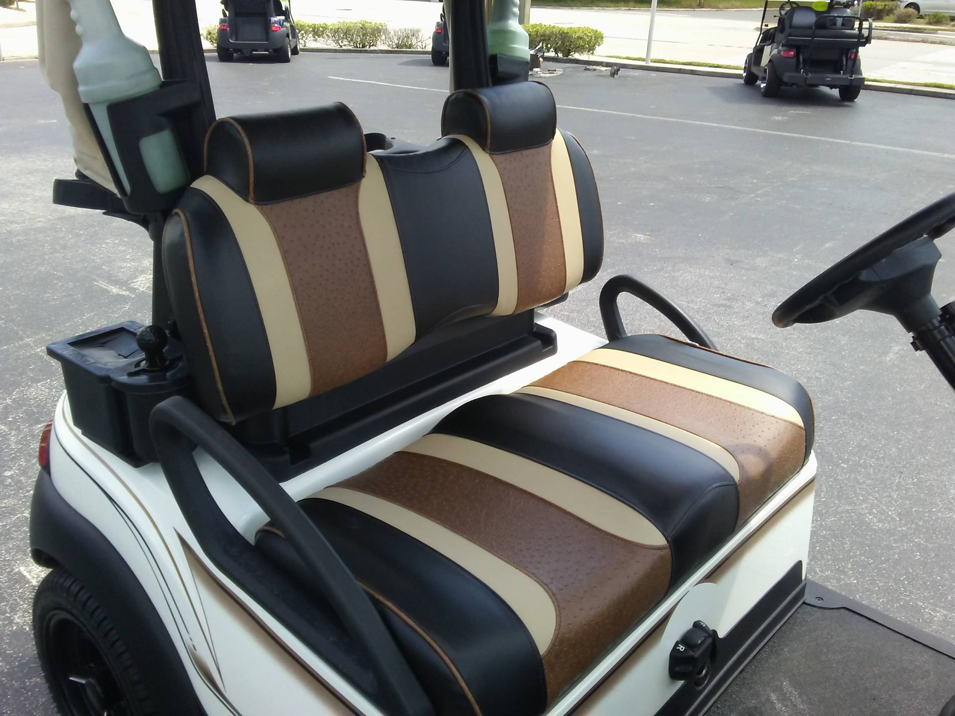 2019 Club Car Tempo Electric in Lakeland, Florida - Photo 9