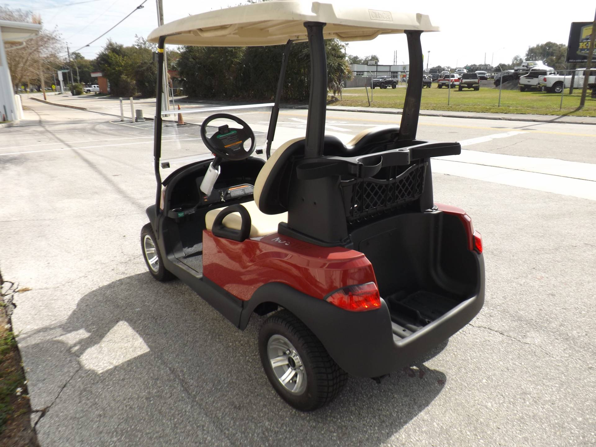 2020 Club Car Villager 2 Gas in Lakeland, Florida - Photo 5