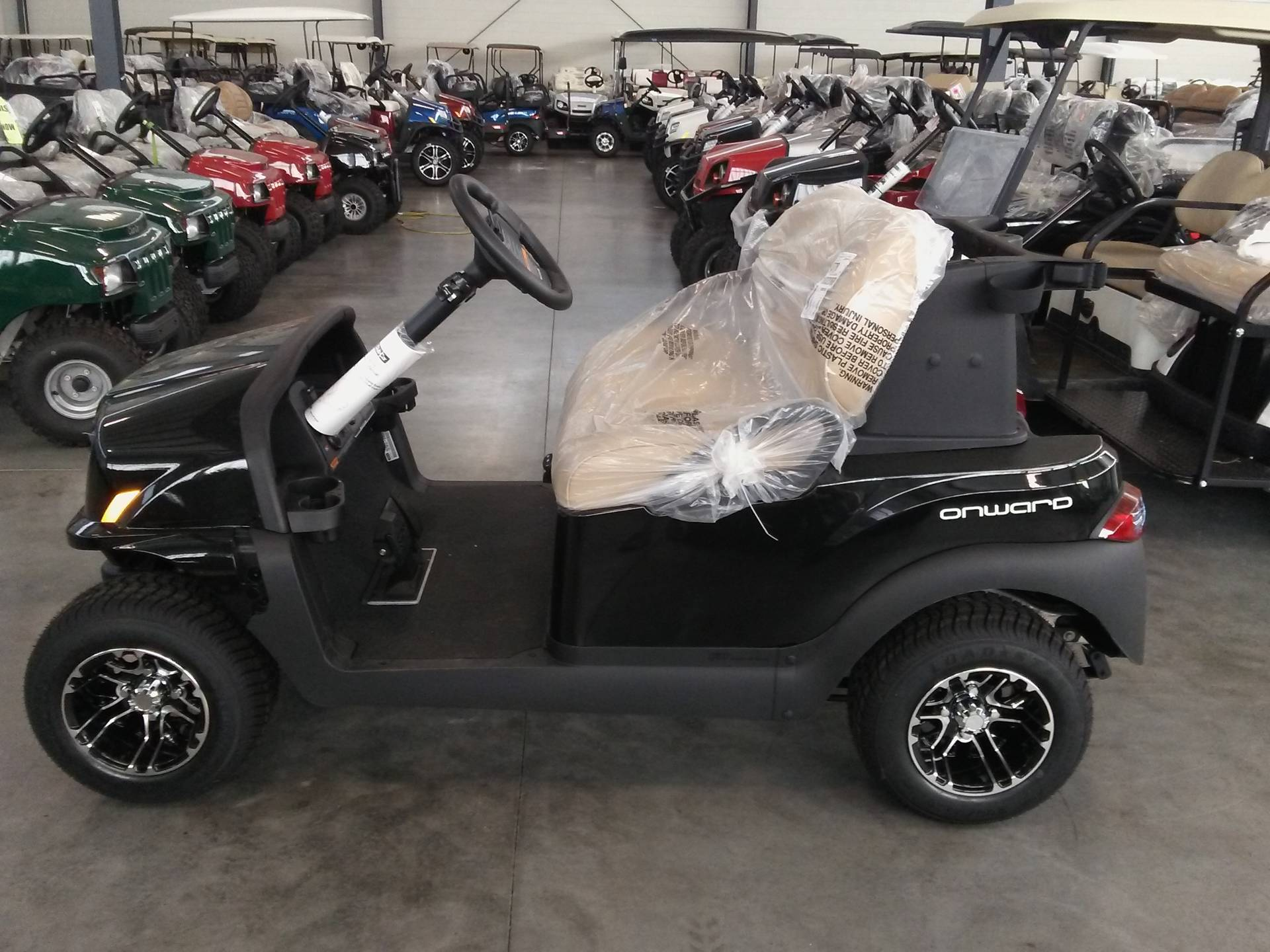 2019 Club Car Onward 2 Passenger Gasoline in Lakeland, Florida - Photo 3