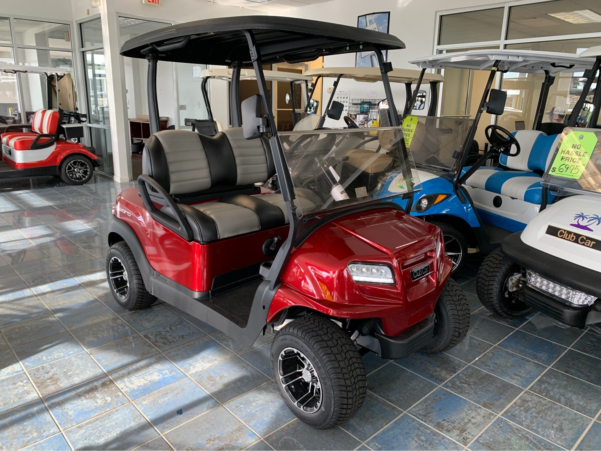 2019 Club Car Onward 2 Passenger Gasoline in Lakeland, Florida - Photo 1