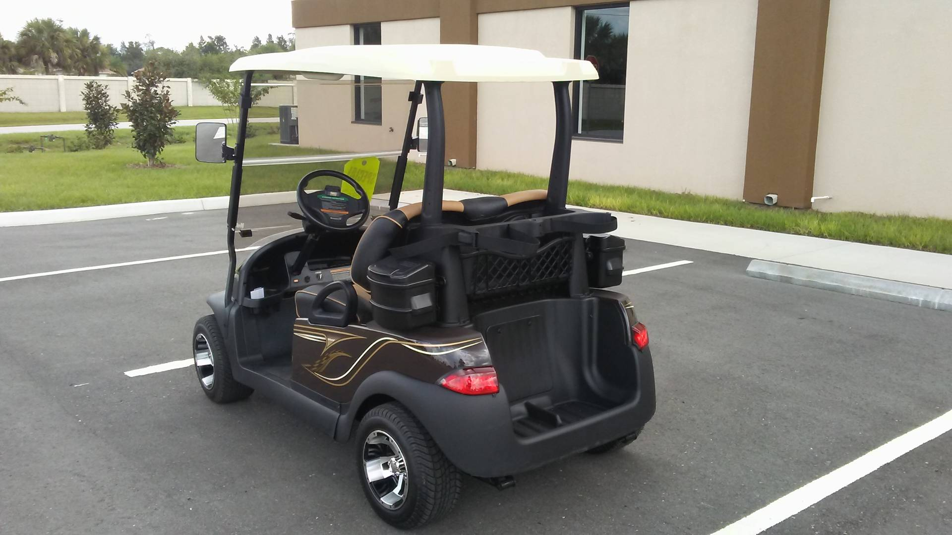2013 Club Car Precedent i2 in Lakeland, Florida