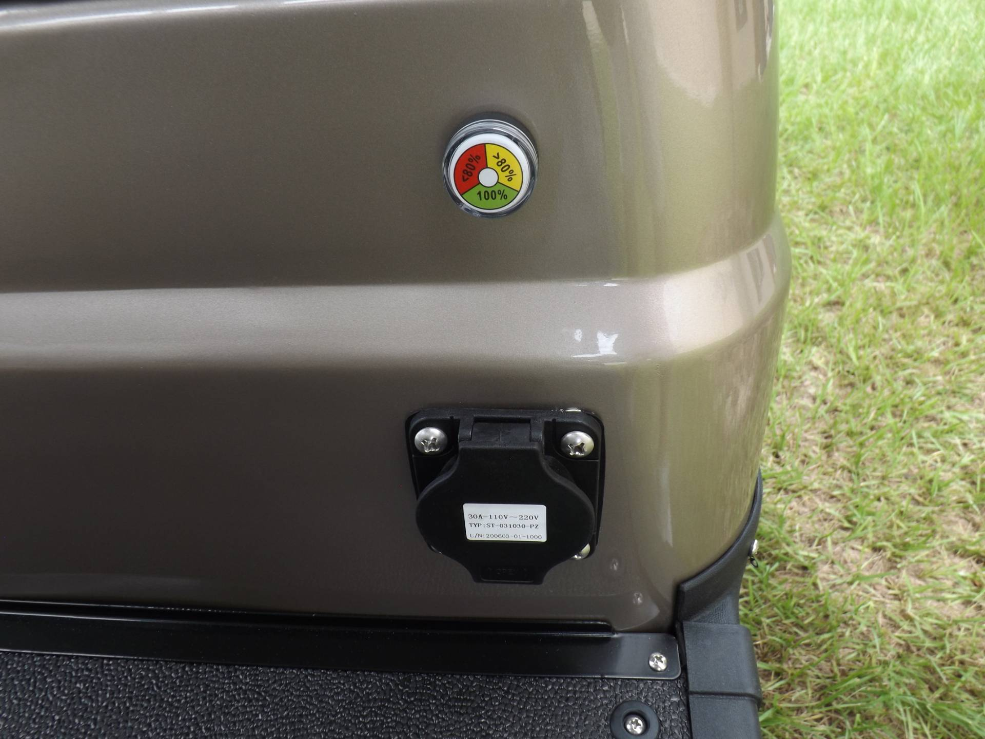 2020 Icon i60L Electric (Lifted) in Lakeland, Florida - Photo 23