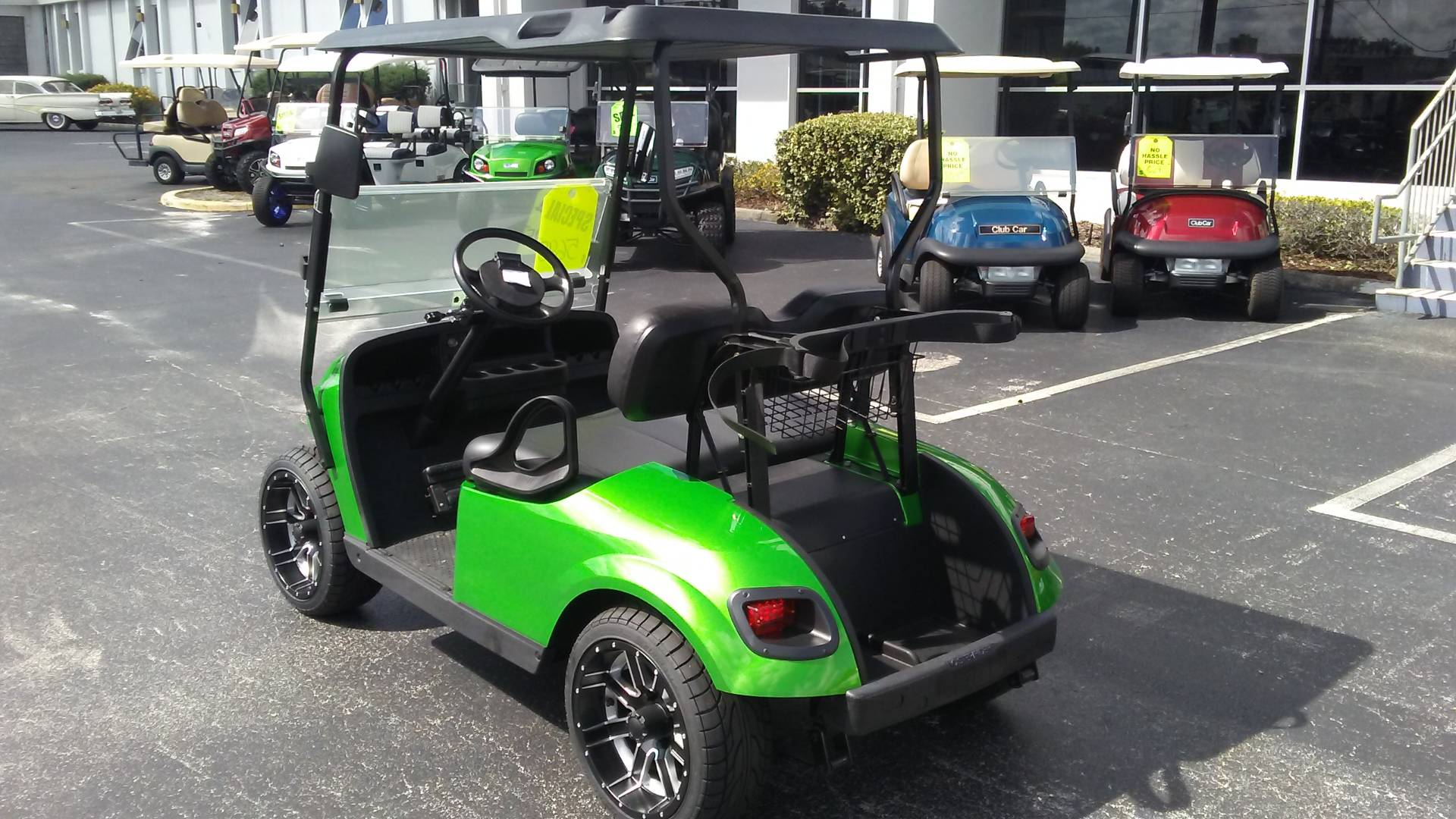 2016 E-Z-GO Freedom TXT Electric in Lakeland, Florida - Photo 5