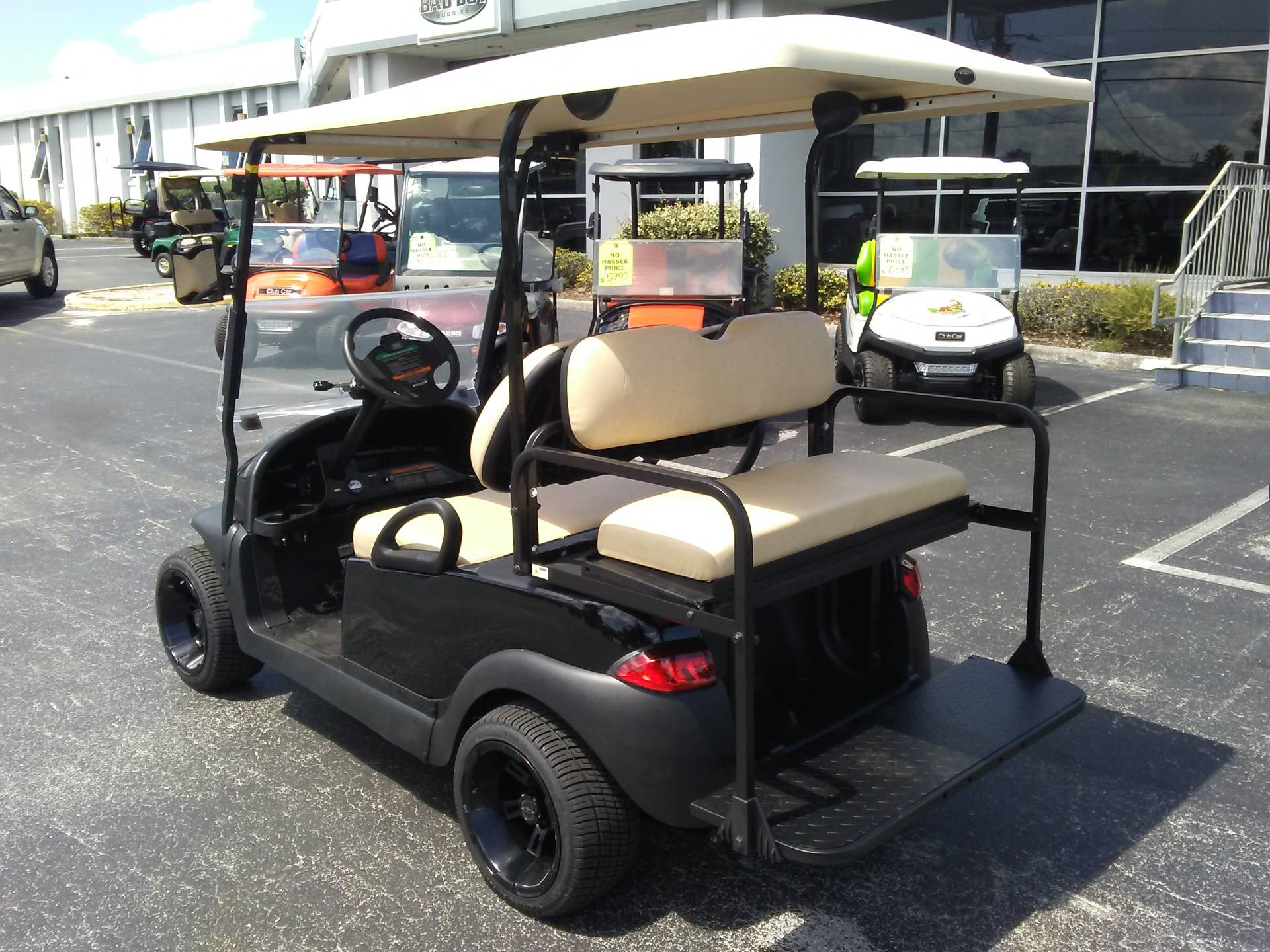 2018 Club Car Precedent i2 Electric in Lakeland, Florida - Photo 2