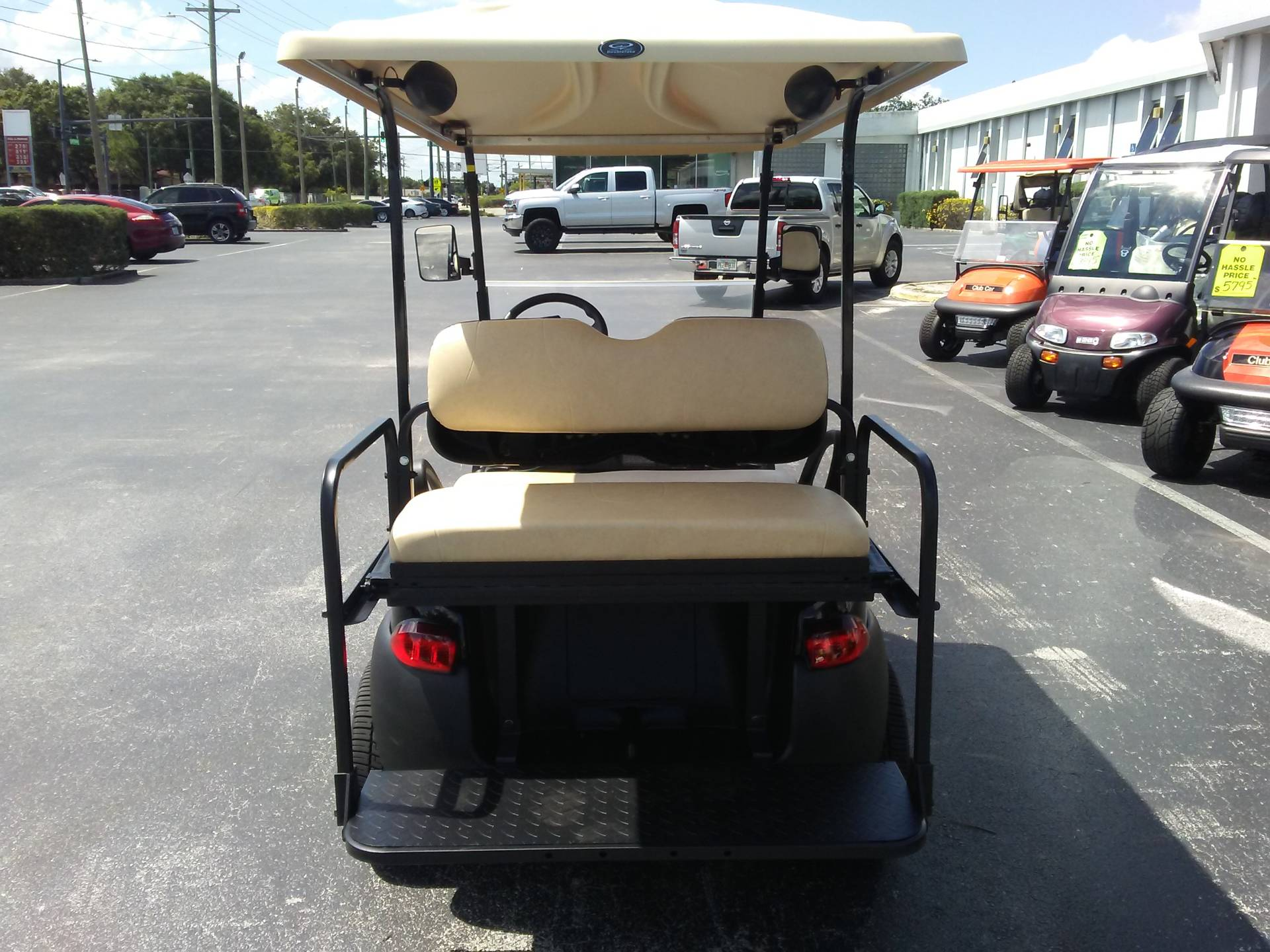 2018 Club Car Precedent i2 Electric in Lakeland, Florida - Photo 5