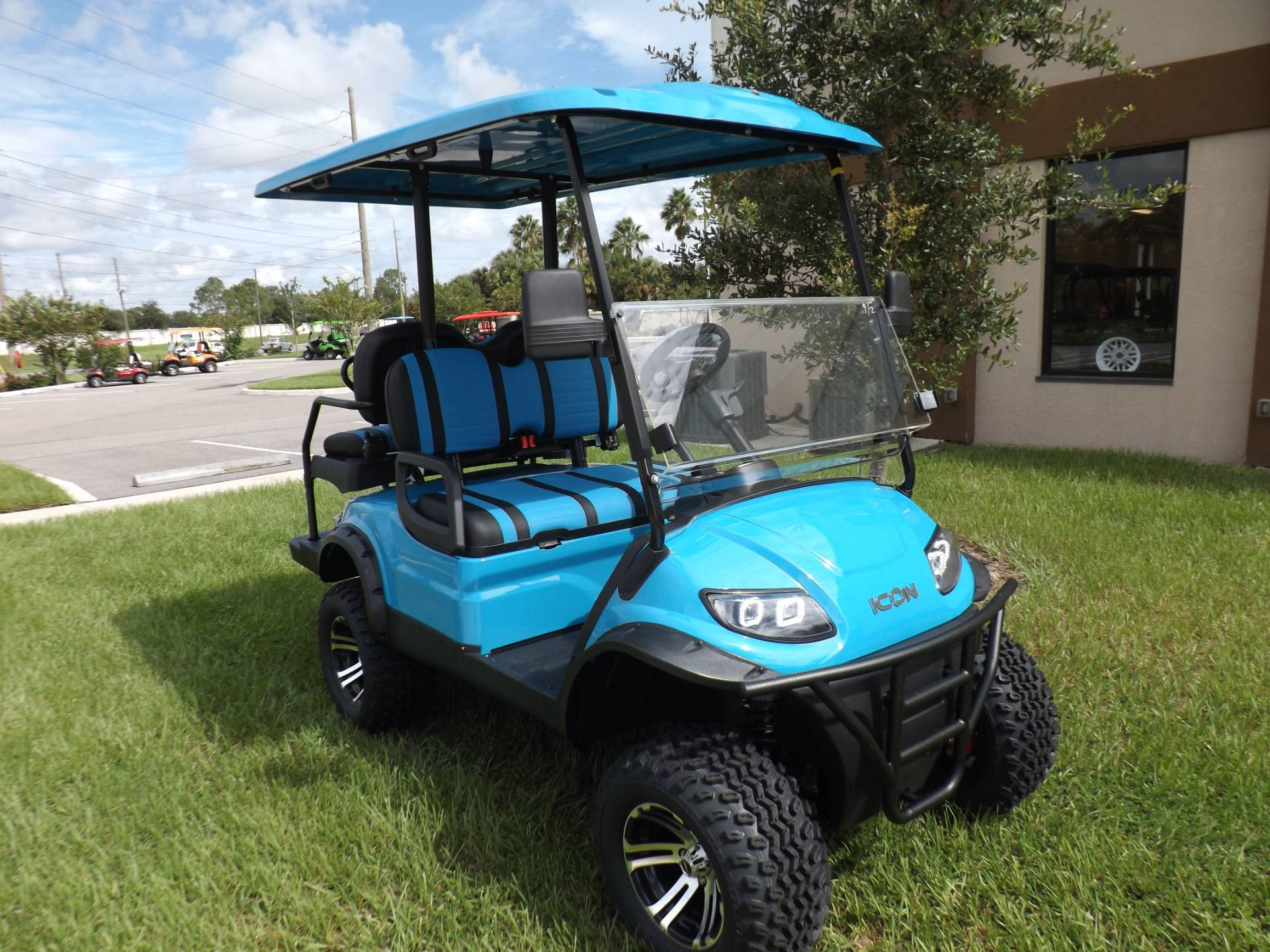 2020 Icon i40L Electric (Lifted) in Lakeland, Florida - Photo 1