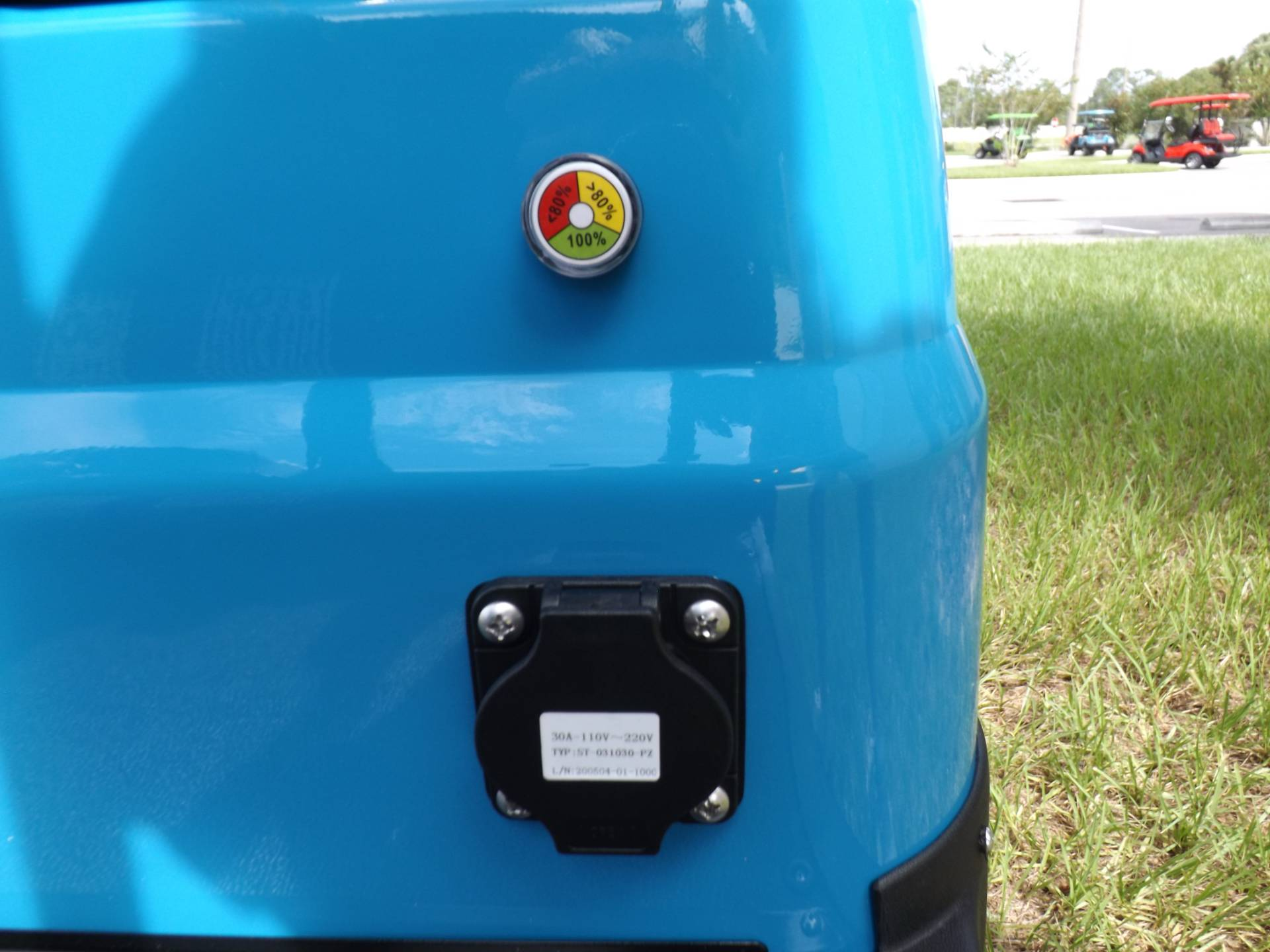 2020 Icon i40L Electric (Lifted) in Lakeland, Florida - Photo 18