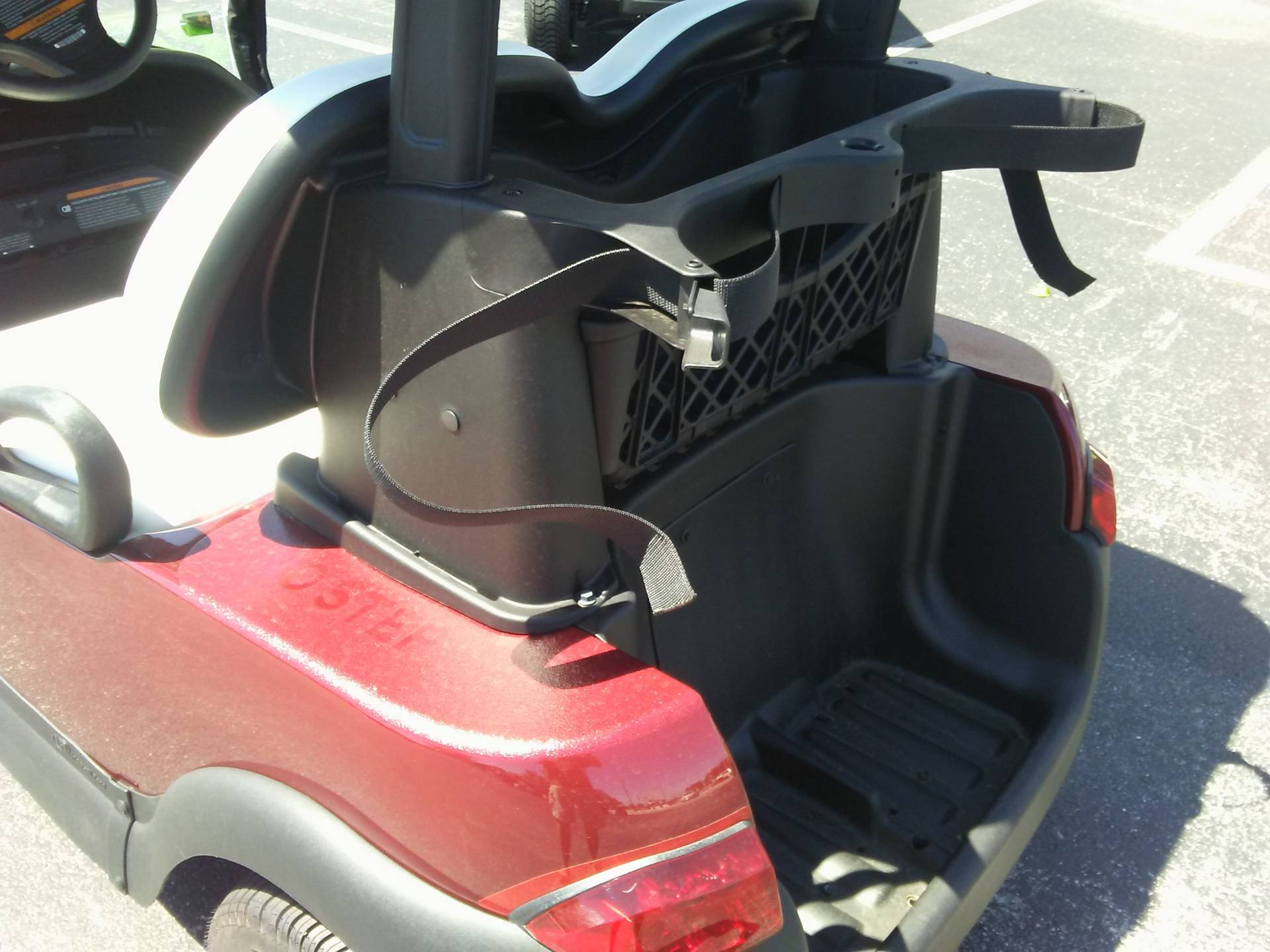 2018 Club Car Villager 2 Electric in Lakeland, Florida - Photo 7