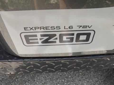2020 E-Z-GO Express L6 72-Volt in Lakeland, Florida - Photo 19