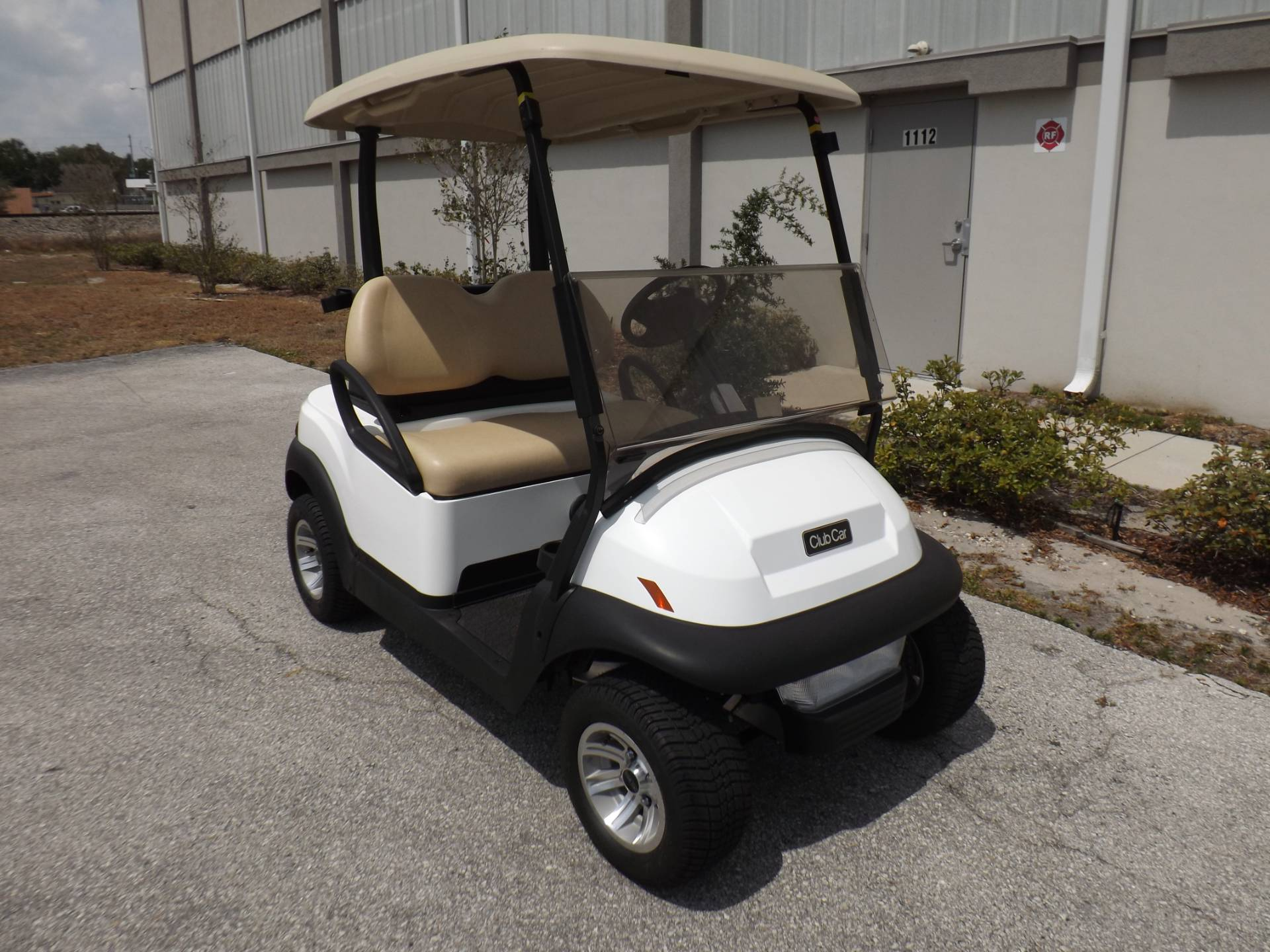 2020 Club Car Villager 2 Gas in Lakeland, Florida - Photo 1