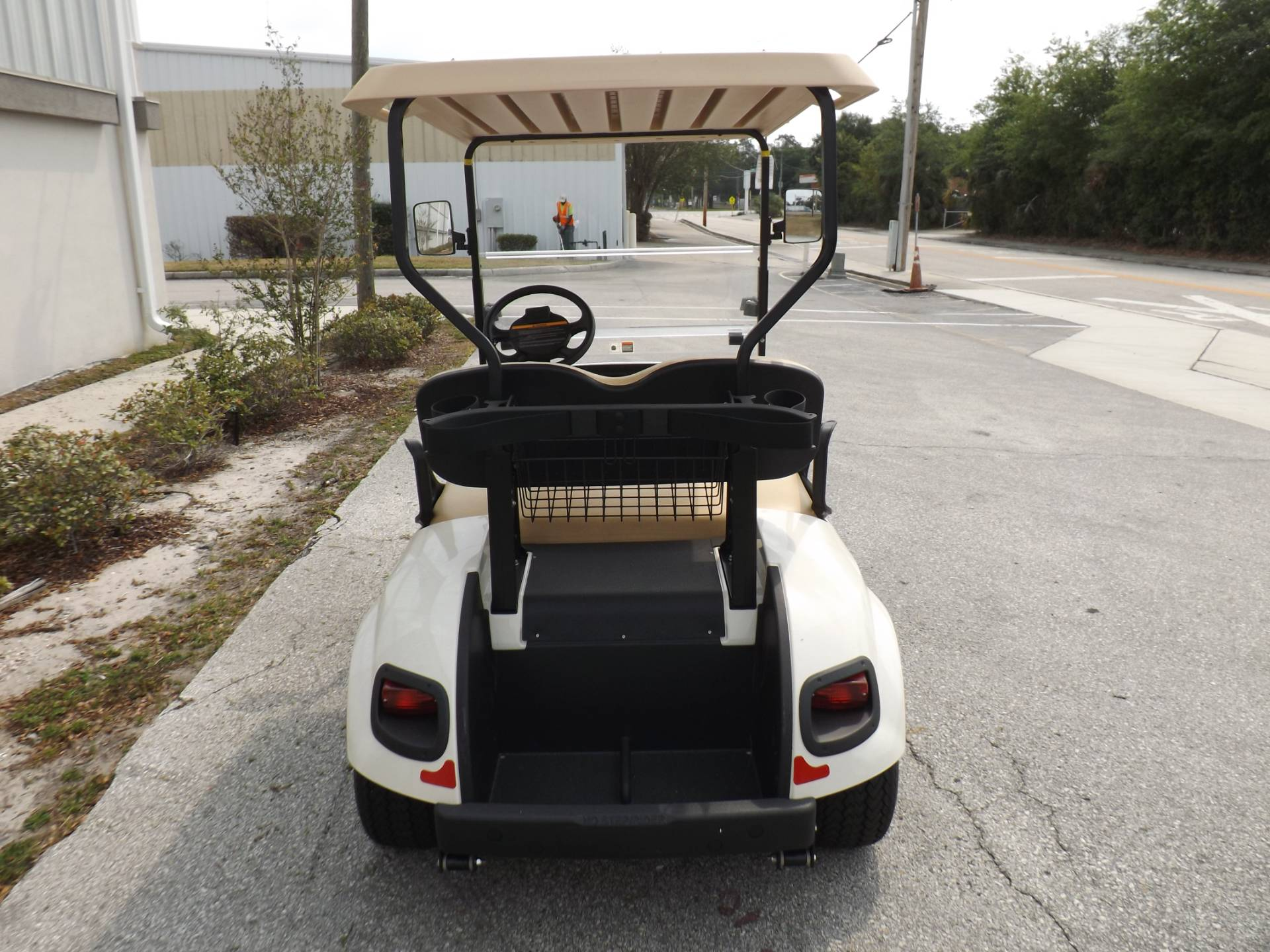2019 E-Z-GO Freedom TXT Gas in Lakeland, Florida - Photo 4