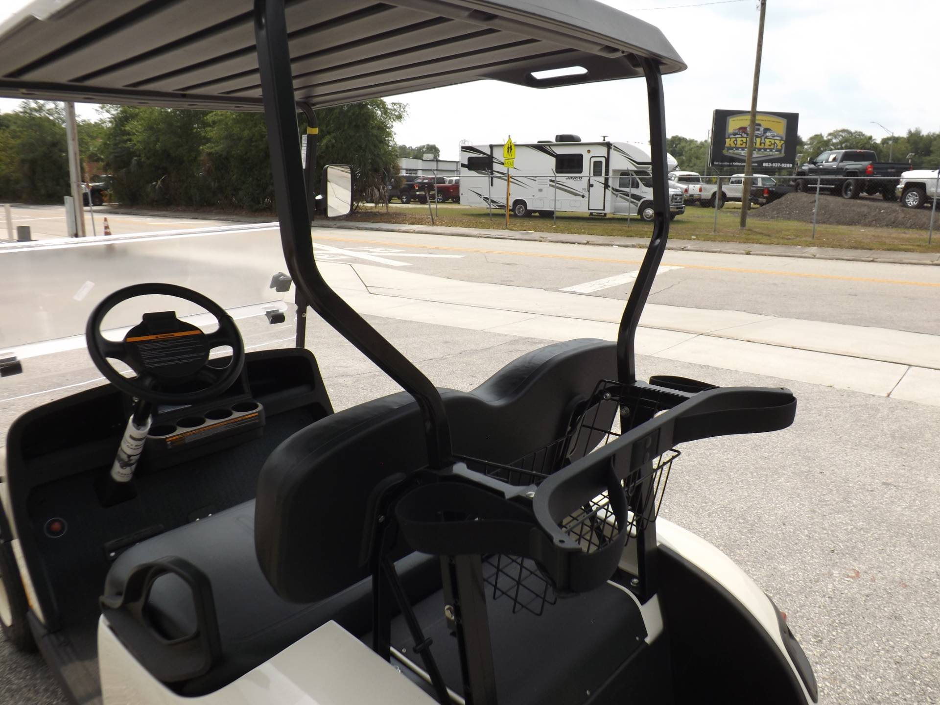 2019 E-Z-GO Freedom TXT Gas in Lakeland, Florida - Photo 12