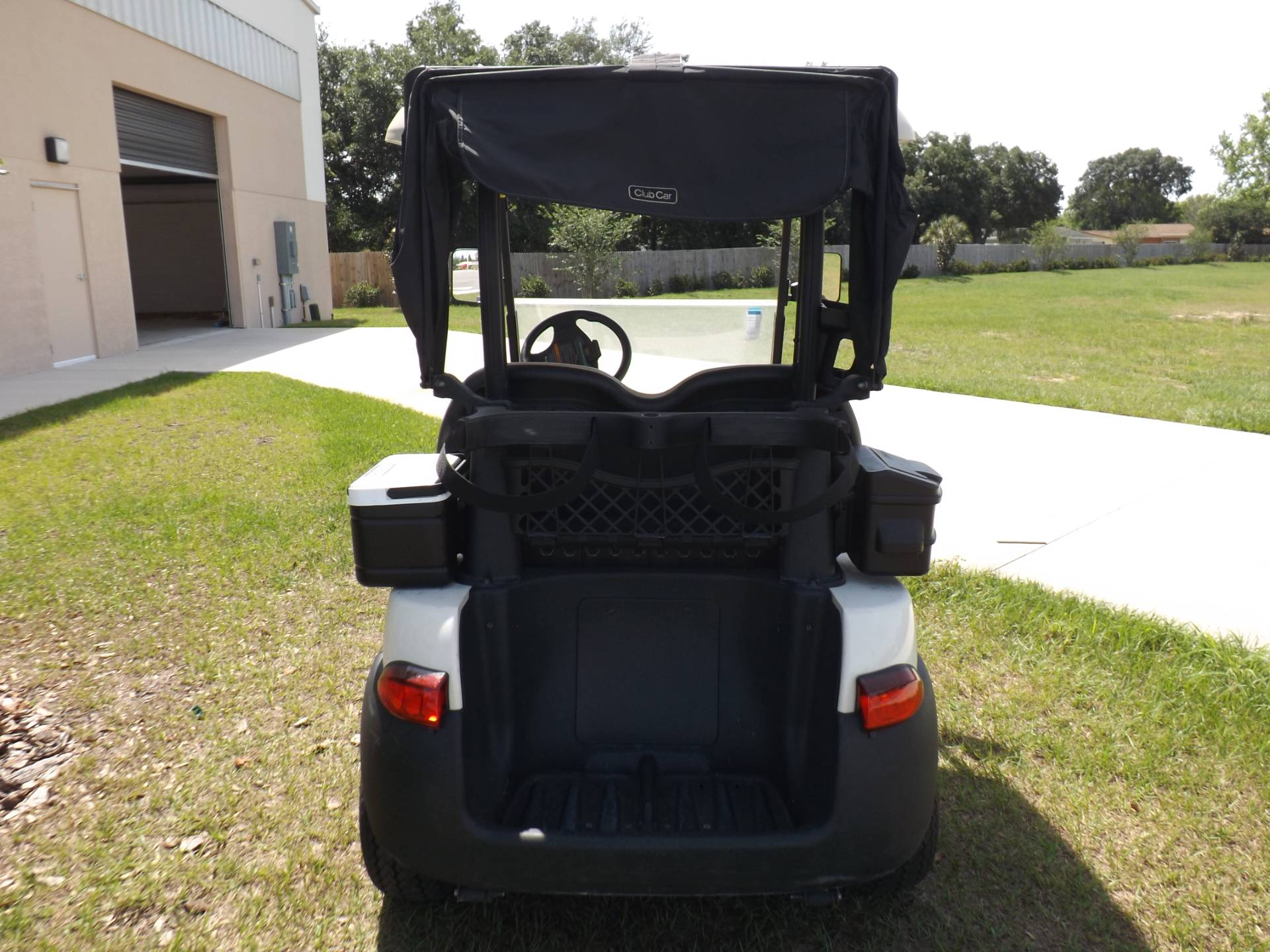 2016 Club Car Precedent i2 Electric in Lakeland, Florida - Photo 4