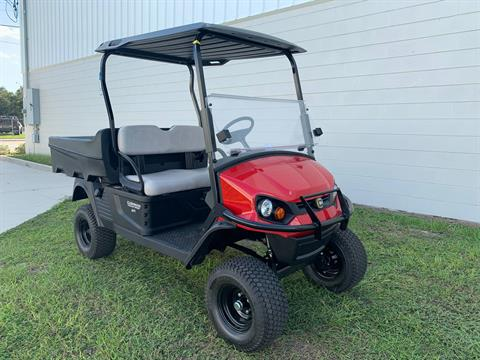 2020 Cushman Hauler 1200X Gas in Lakeland, Florida