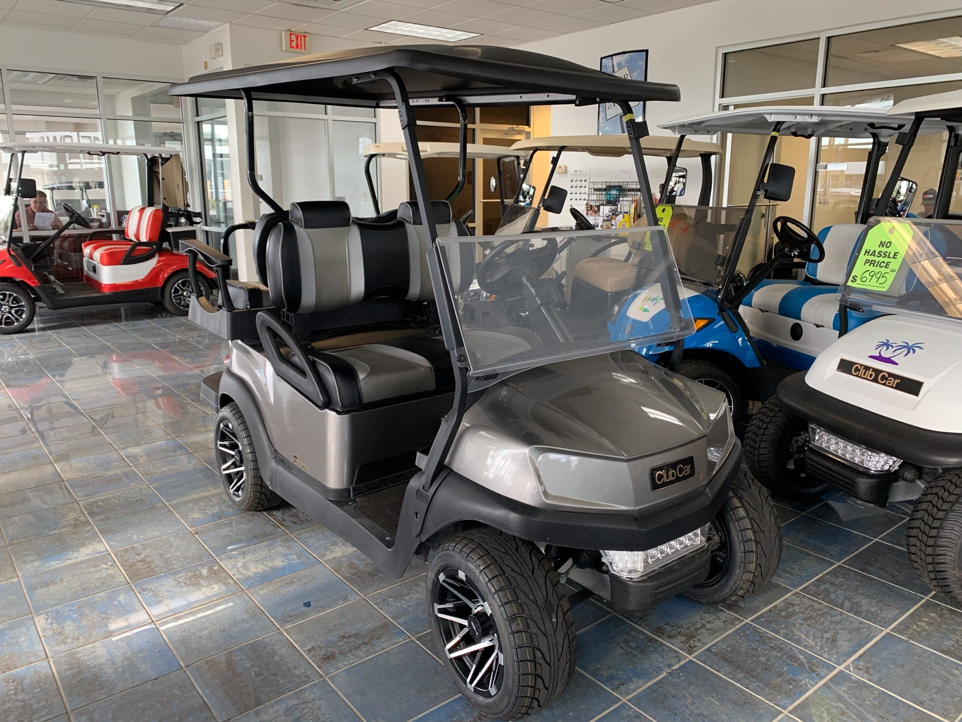 2019 Club Car Tempo Electric in Lakeland, Florida - Photo 1