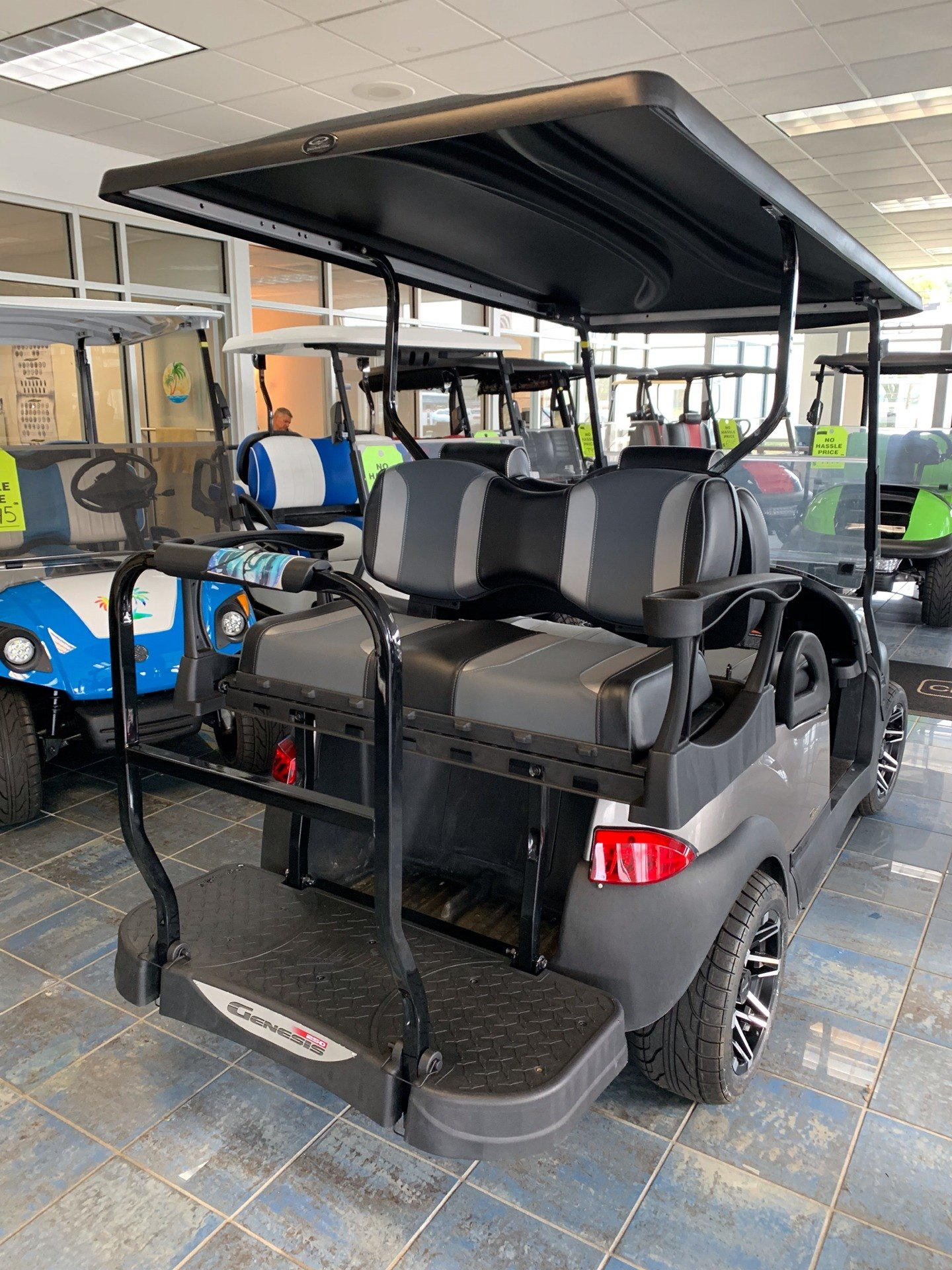2019 Club Car Tempo Electric in Lakeland, Florida - Photo 6