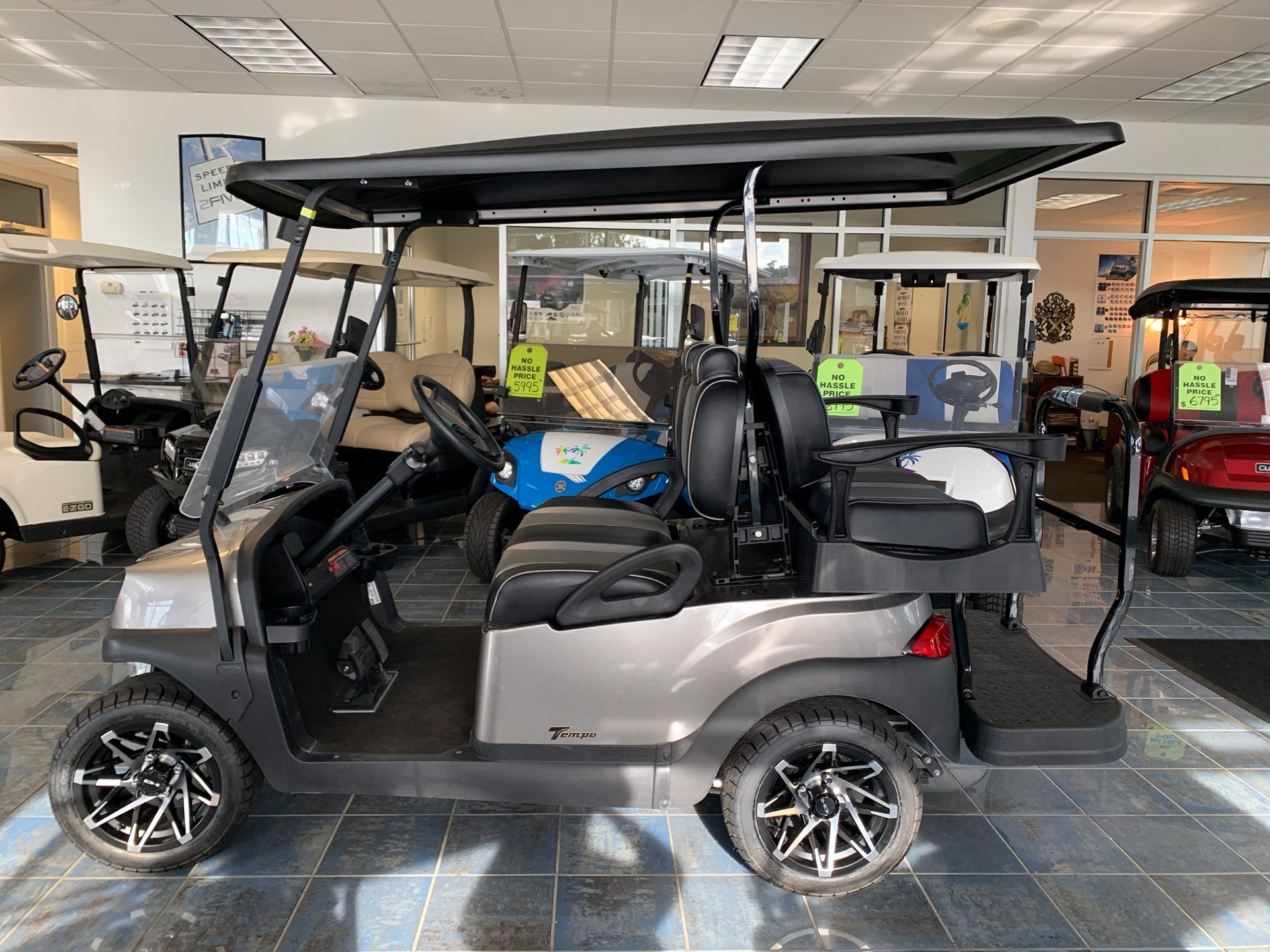 2019 Club Car Tempo Electric in Lakeland, Florida - Photo 7