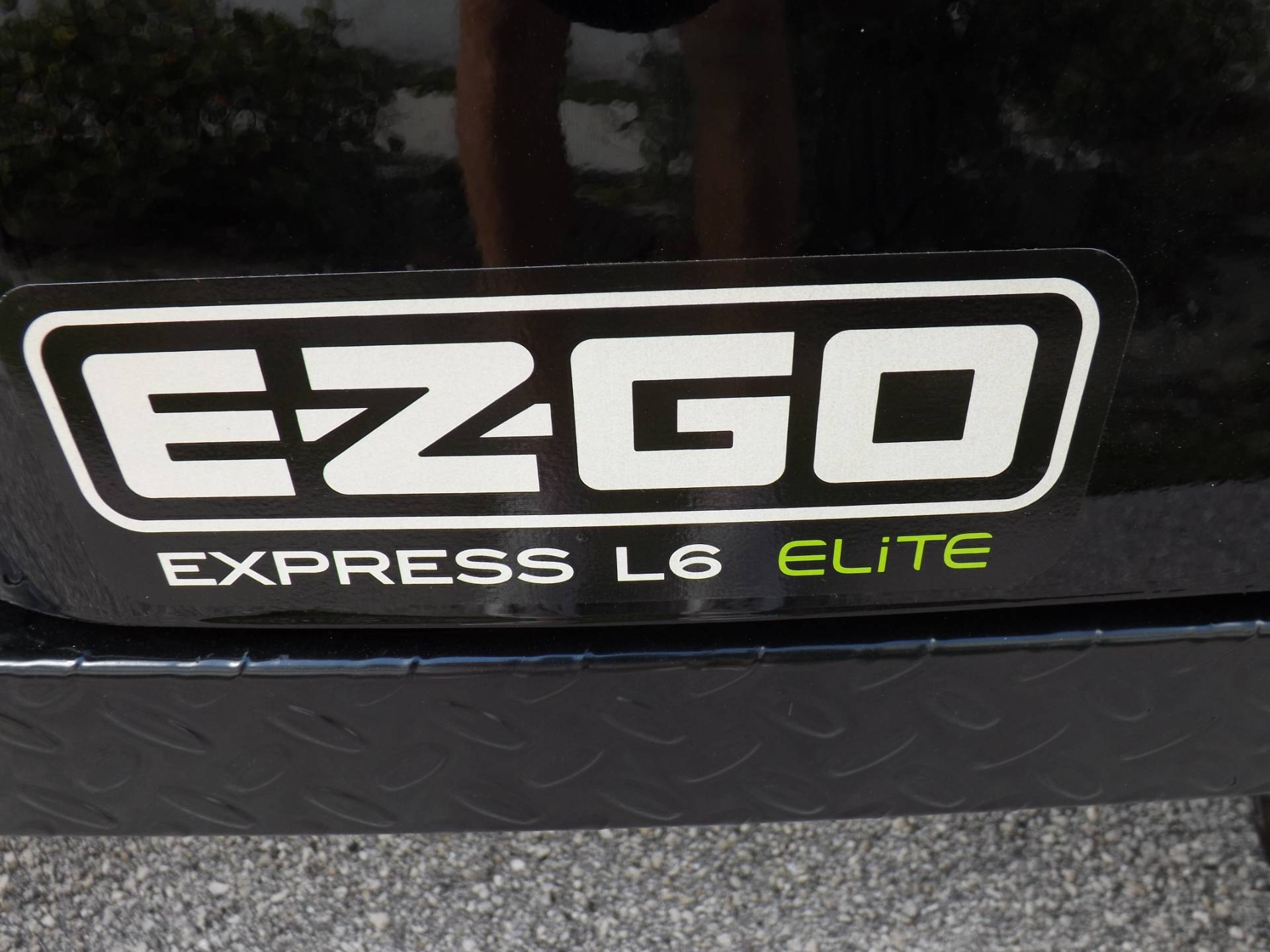 2021 E-Z-GO Express L6 Elite 3.0 in Lakeland, Florida - Photo 23