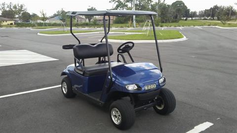 2014 E-Z-Go TXT Electric in Lakeland, Florida