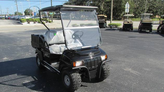 2018 Club Car XRT 800 Electric in Lakeland, Florida - Photo 1