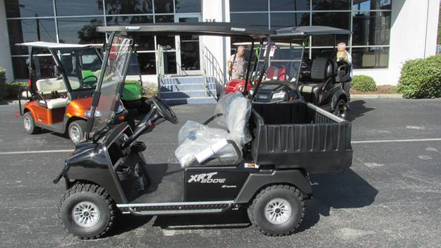 2018 Club Car XRT 800 Electric in Lakeland, Florida - Photo 3