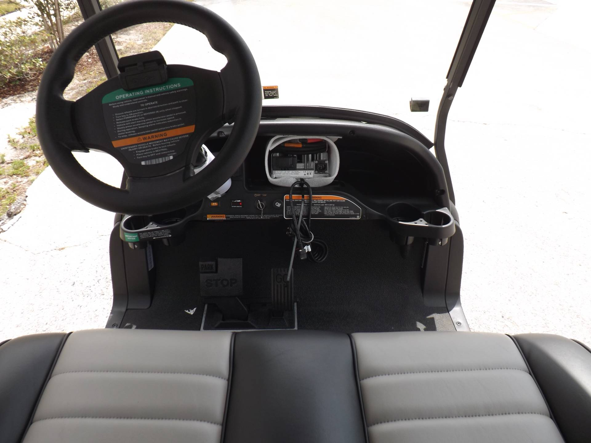 2020 Club Car Onward 2 Passenger Electric in Lakeland, Florida - Photo 6