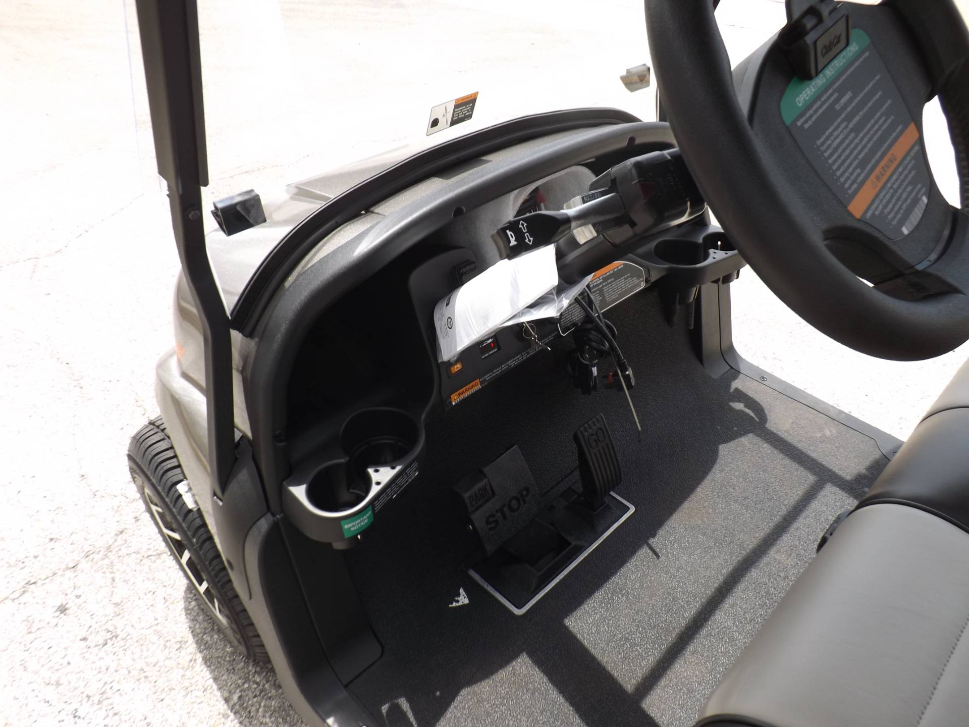 2020 Club Car Onward 2 Passenger Electric in Lakeland, Florida - Photo 7