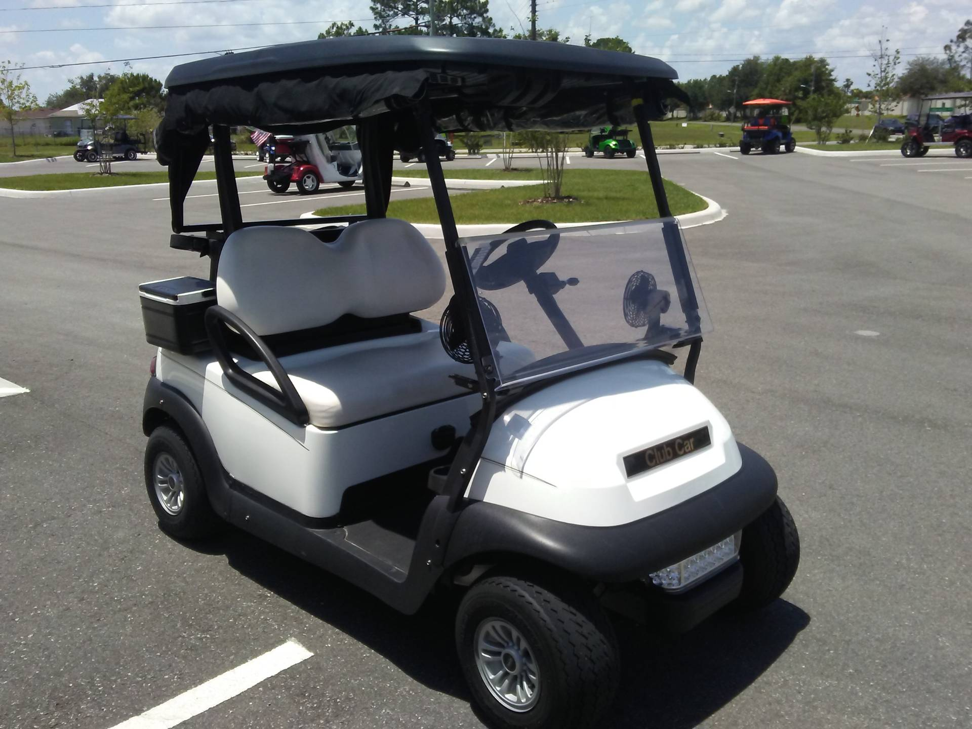 2017 Club Car Precedent i2 Electric in Lakeland, Florida - Photo 1