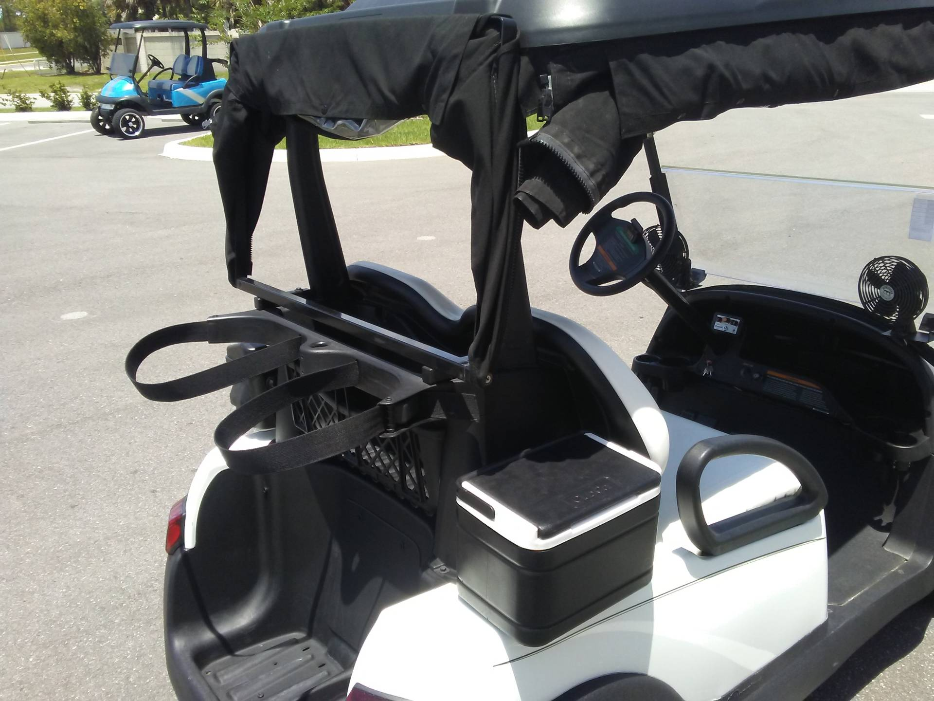 2017 Club Car Precedent i2 Electric in Lakeland, Florida - Photo 13