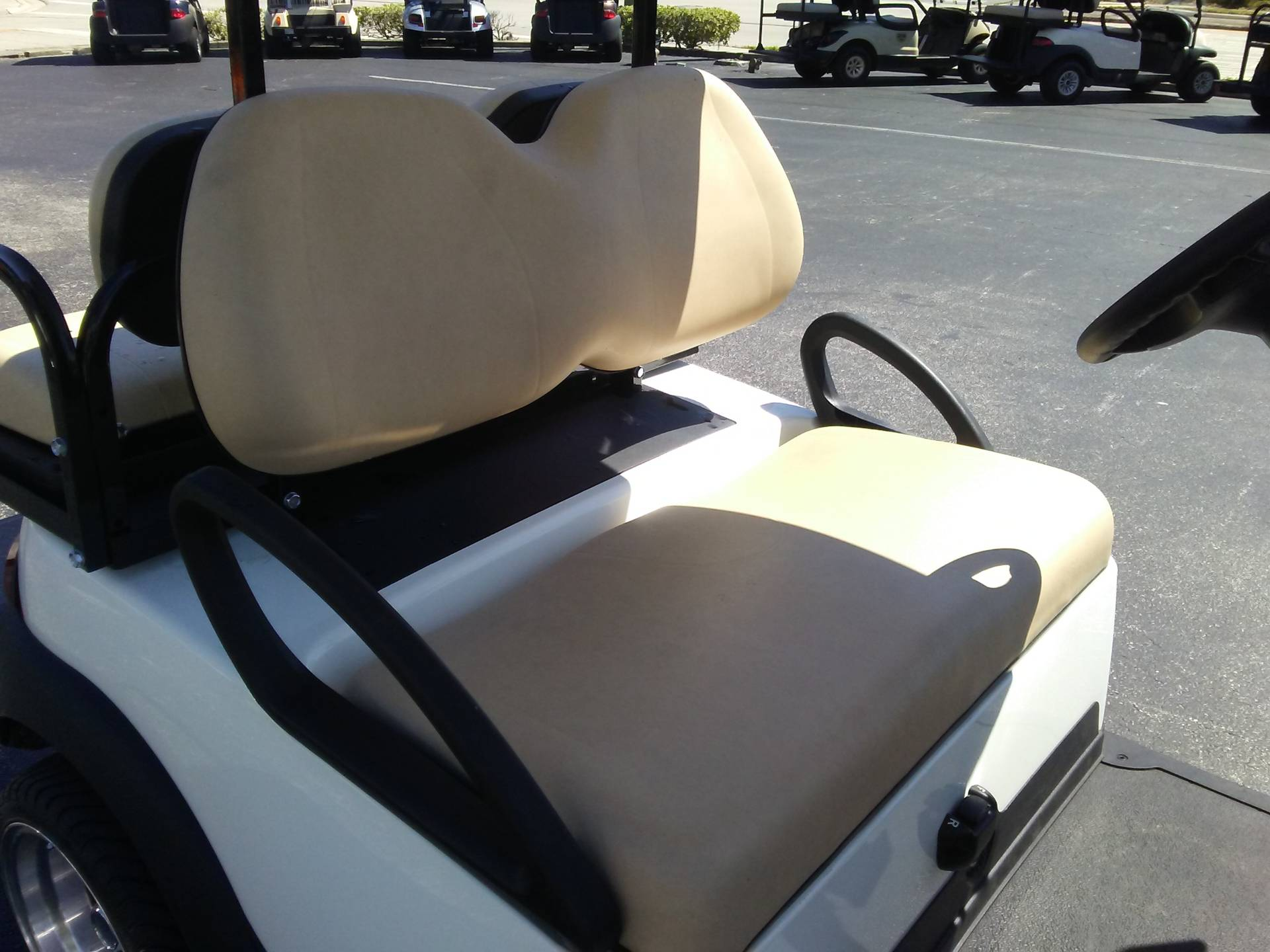 2017 Club Car Precedent i2 Electric in Lakeland, Florida - Photo 9