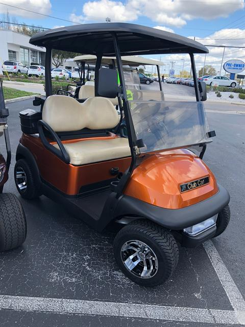 2015 Club Car Precedent i2 Villager 4 Electric in Lakeland, Florida