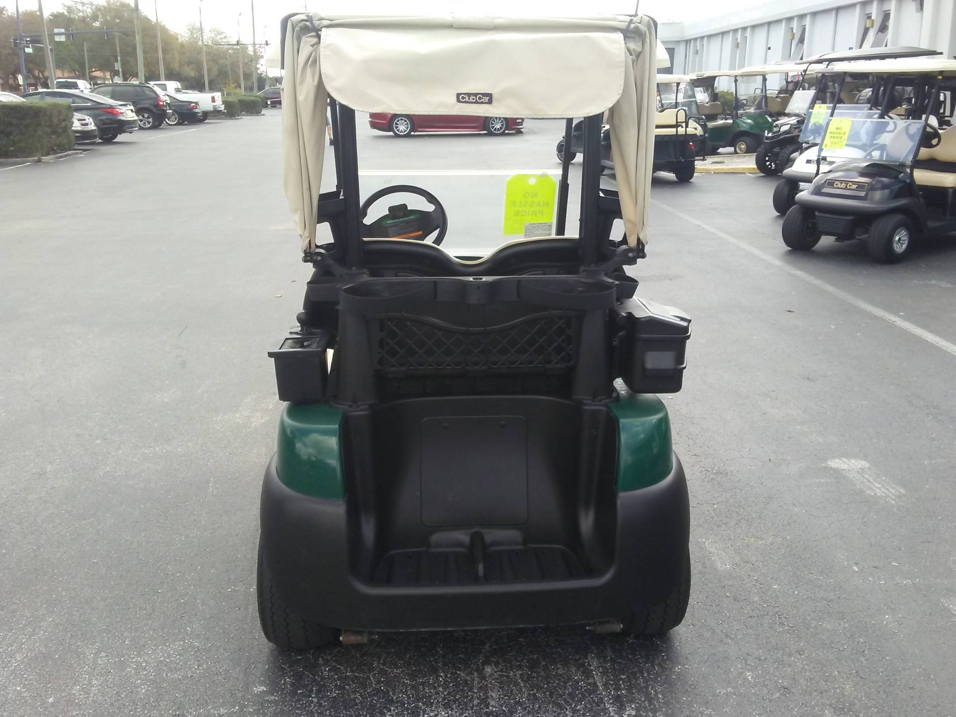 2016 Club Car Precedent i2 Electric in Lakeland, Florida - Photo 5