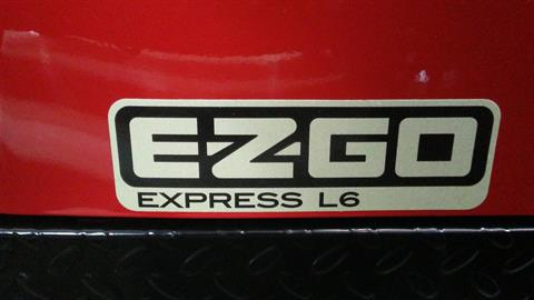 2018 E-Z-Go Express L6 Electric in Lakeland, Florida - Photo 10